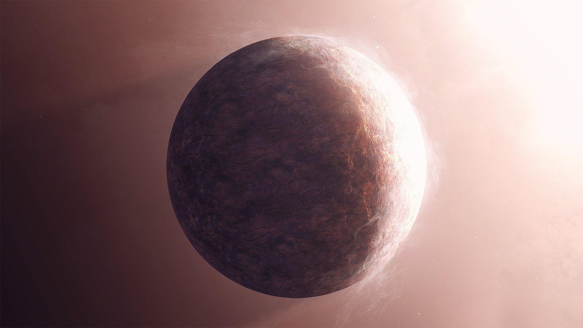 Inferno Planet