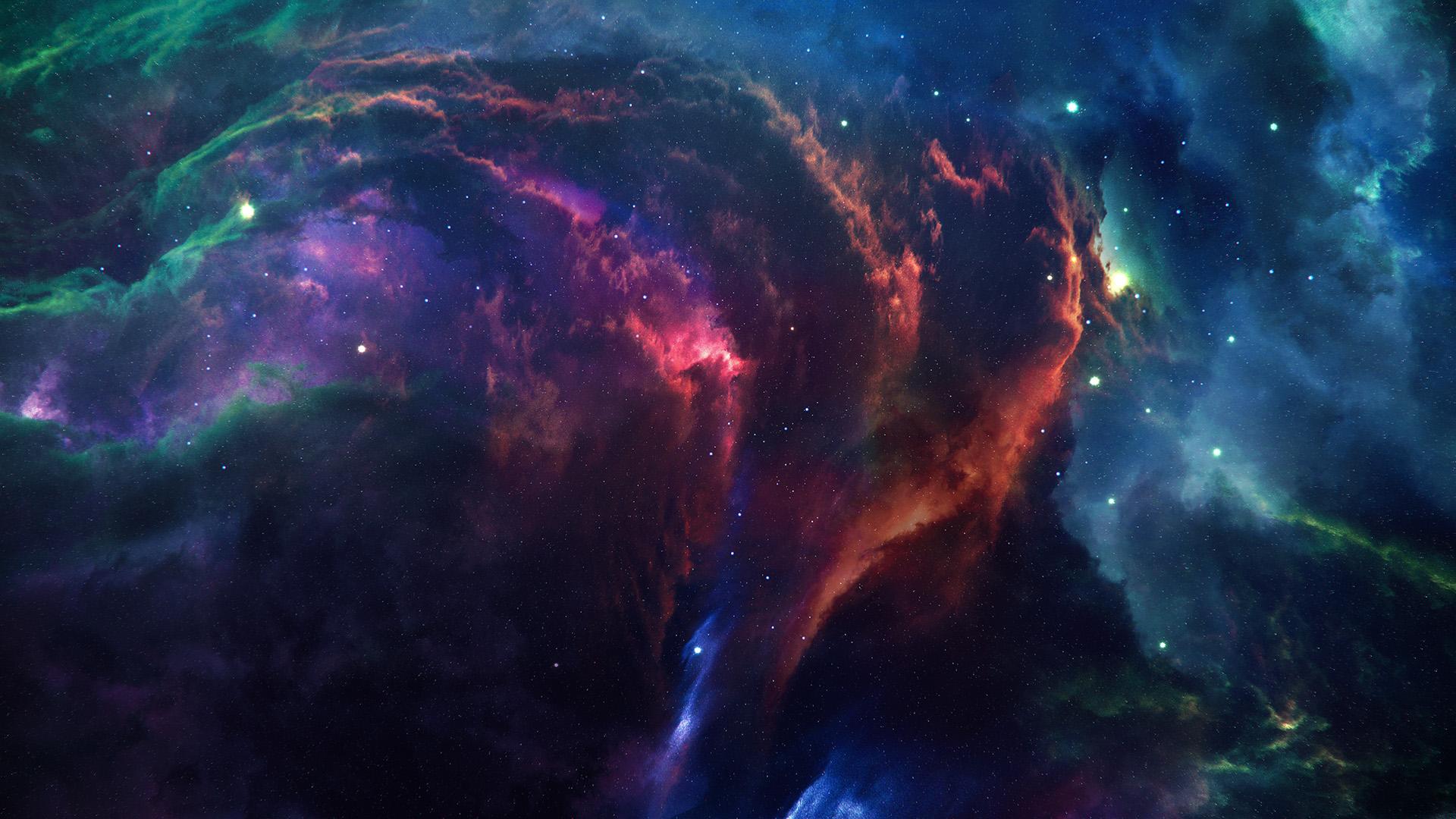 Organic Nebula