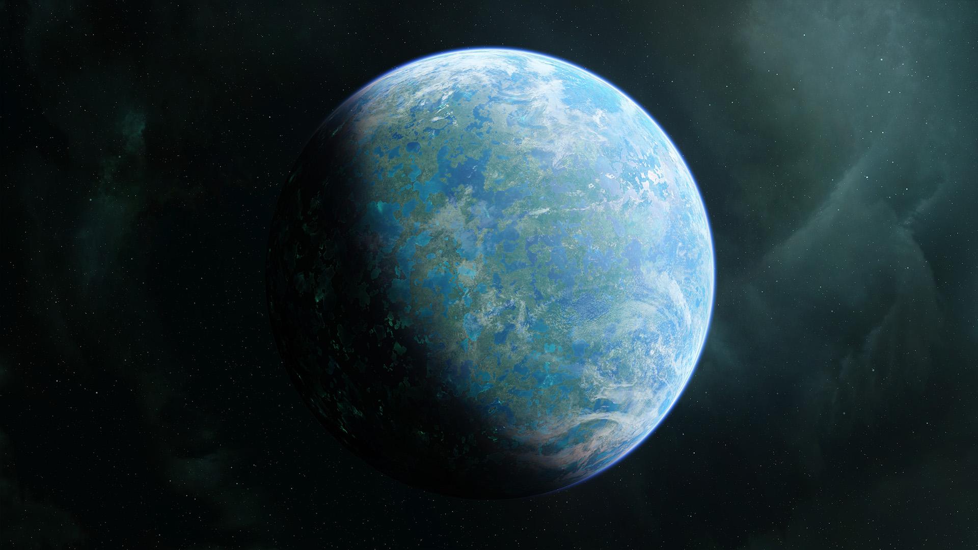 Luminescent Planet