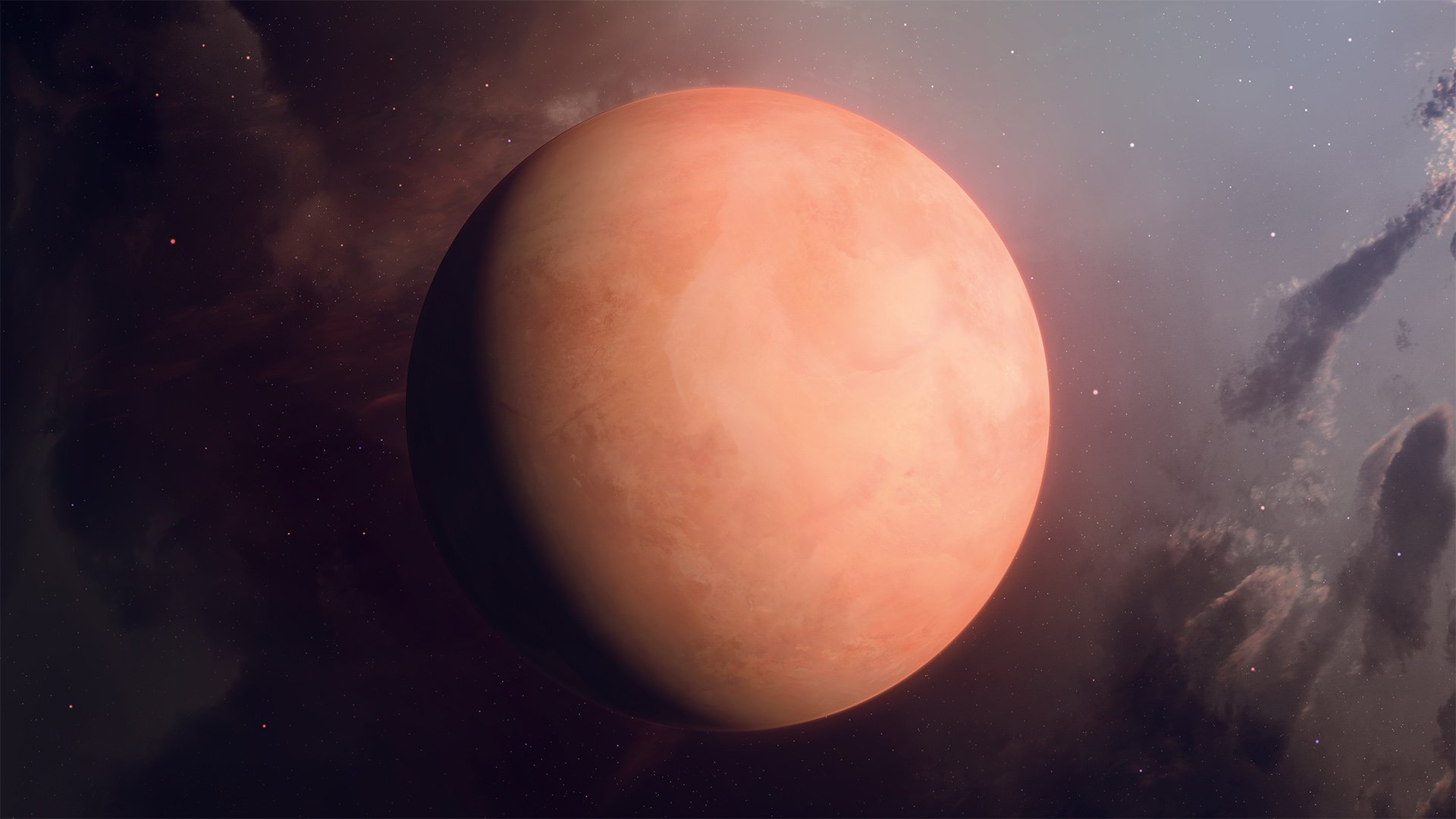 Dust Planet